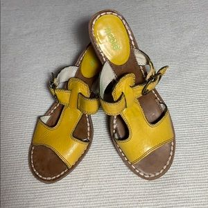 Nicole Serene Wedge Shoes